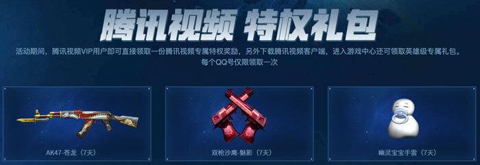 CF五一活动2019平台礼包网址