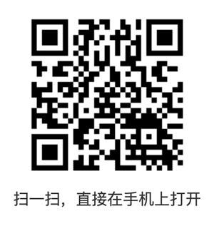 CF王力宏活动二维码网址
